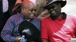 Vavi: South Africa Is Junk Because of Zuma's Pursuit Of 'Cut-Throat