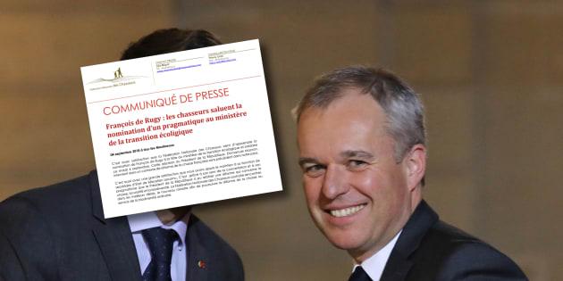 Qui est Emmanuel Macron ? - Page 19 Rugy