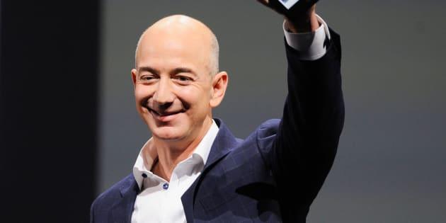 Fundador de Amazon es el hombre más rico del mundo según Bloomberg