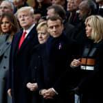 Macron condena el nacionalismo frente a