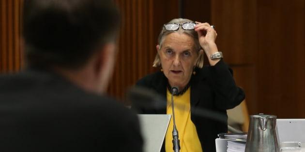 Greens Senator lee Rhiannon is pushing for a federal ICAC.