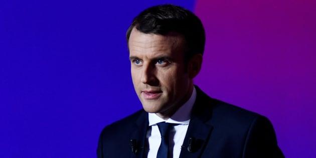 C'est fini, Emmanuel Macron sera notre prochain président de la République. REUTERS/Martin Bureau/Pool
