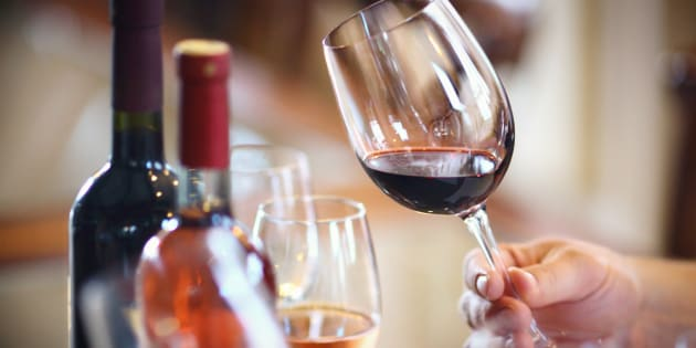 A new study suggests people drink a significantly greater amount of wine when served in a larger glass.