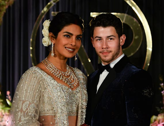 This is the lipstick Priyanka wore at her wedding