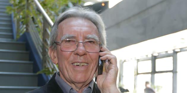 Le prix Nobel français de chimie 2016 Jean-Pierre Sauvage.