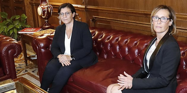 Il ministro Trenta si stringe attorno a Ilaria Cucchi: &quot