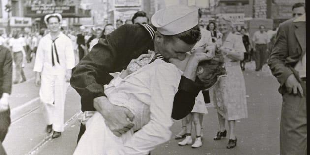 Le marin du célèbre cliché de Time Square est décédé