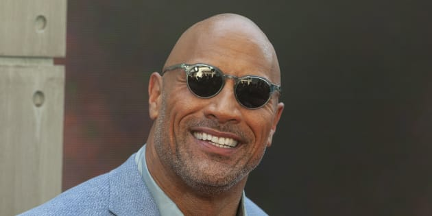 Dwayne Johnson à New York le 10 juillet 2018.