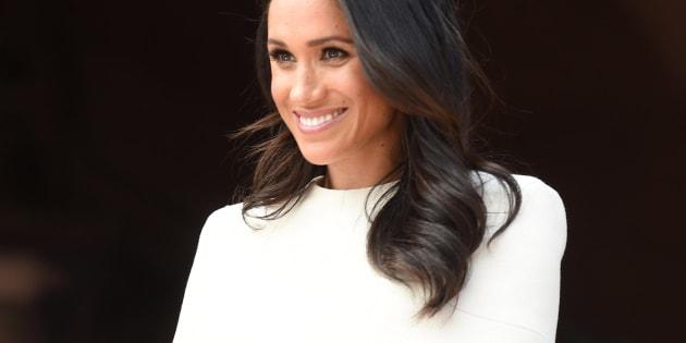Meghan Markle non farà da madrina al principe Louis (per un
