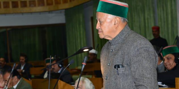 Virbhadra terms DA case against him as 'political vendetta'