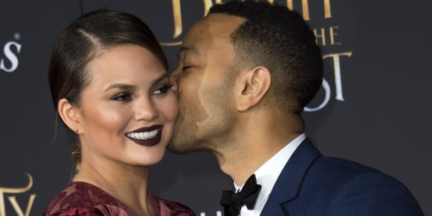 Chrissy Teigen et John Legend sont devenus parents le 14 avril 2016.