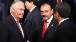 México y EU buscan apoyo de otros países para lograr prosperidad en