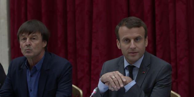 """Le cafouillage sur le glyphosate montre les limites du """"en-même temps"""" de Macron sur l'écologie."""