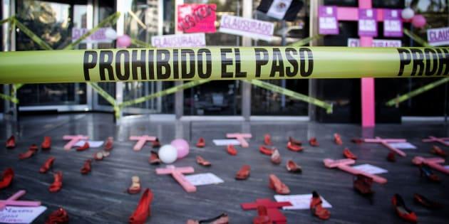 El grupo criminal que opero en Ecatepec y Tecámac se adjudicó la muerte de al menos 25 mujeres.