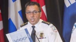 La police de Gatineau se défend d'avoir arrêté un