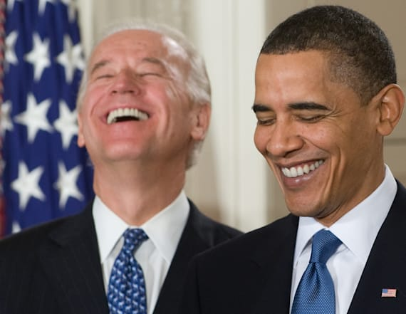 Obama shares his own meme for Biden's birthday