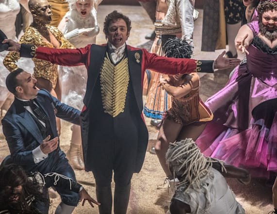 'Greatest Showman' trailer debuts