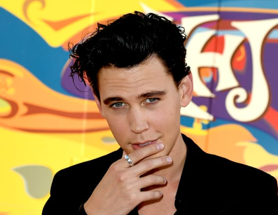 Austin Butler says he's 'honored' to play Elvis
