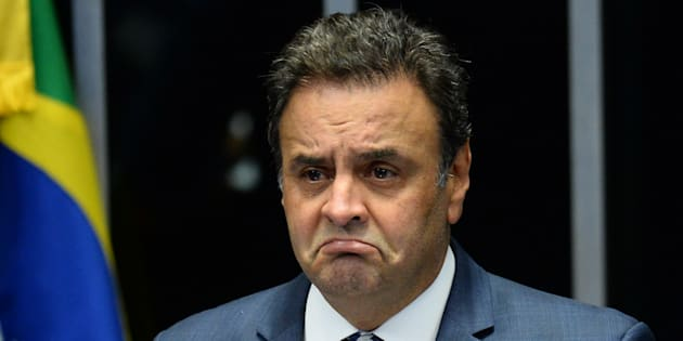 Aécio Neves pediu R$ 2 milhões à JBS para se defender na Operação Lava Jato, revela gravação da JBS.