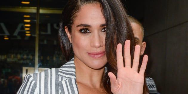 La semaine dernière marquait une étape importante dans la relation entre le prince et Markle, quand Vanity Fair a sorti sa couverture d'octobre mettant en vedette l'actrice.