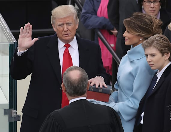 Report: Trump inaugural committee being investigated