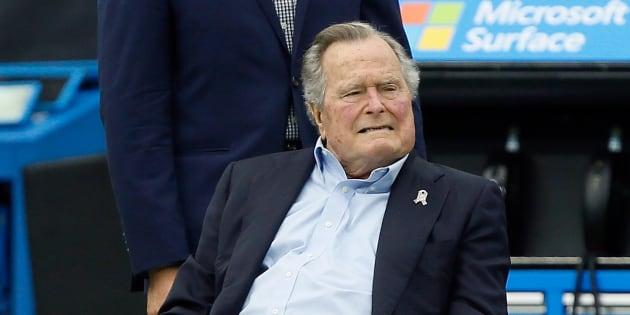 George H.W. Bush de nouveau accusé d'agression sur une mineure de 16 ans