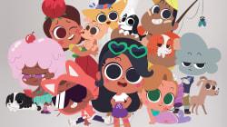 O 1º teaser do desenho animado 'Clube da Anittinha' está entre