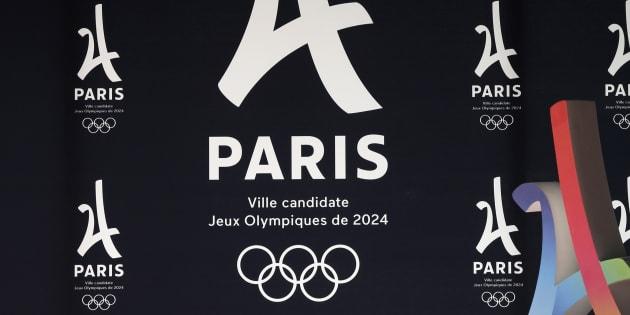 Partageons Paris 2024 avec le monde et faisons gagner la France. REUTERS/Benoit Tessier
