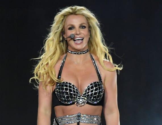 Britney Spears headed back to Las Vegas!