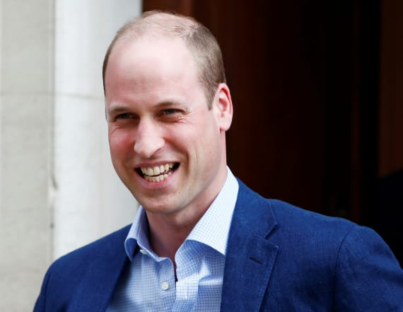 Prince William is making royal history with big trip
