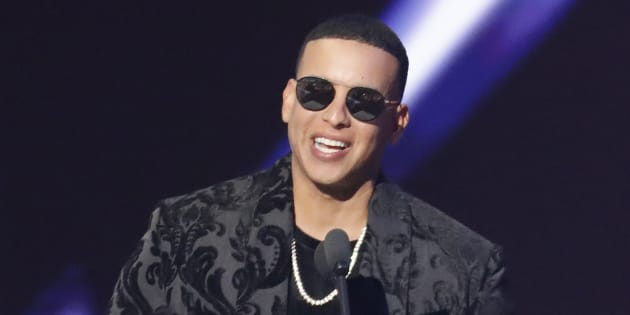 El cantante Daddy Yankee, en los Billboard Latin Music Awards en Las Vega el 26 de abril de 2018.