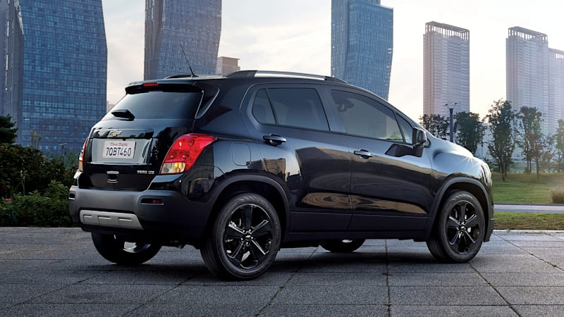 new suv cox trax lineup crossover chevrolet ext chevy gal and at