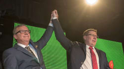 After Brad Wall's Exit, There's A Tie For Most Popular Premier: