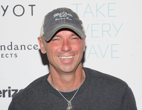 Kenny Chesney rescues 250+ abandoned animals