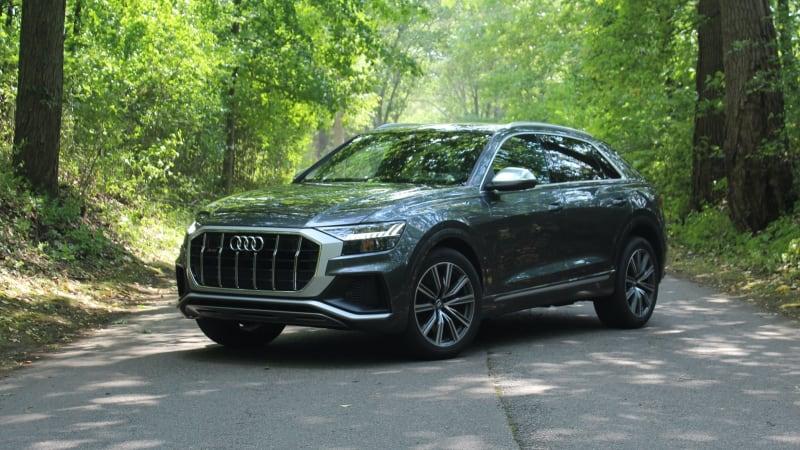 2020 Audi SQ8 First Drive | Versatility at full speed