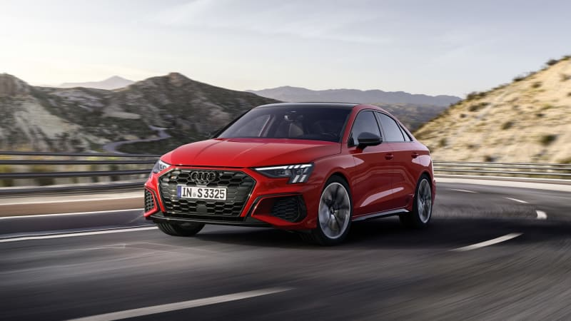 New Audi S3 introduced with 310-horsepower turbo four