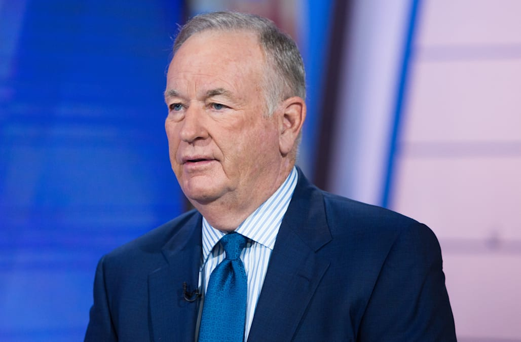 Bill O'Reilly, Fox News sued for disparaging female accuser