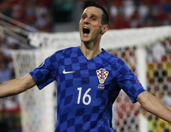 Croatian player sent home from World Cup