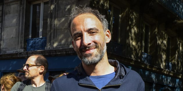 Raphaël Glucksmann espère convaincre le Parti socialiste de soutenir la liste dont il compte prendre la tête.