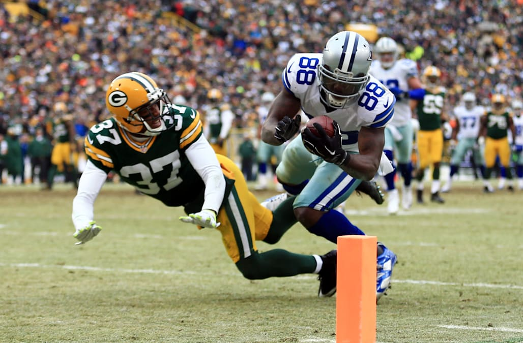 Nfl Competition Committee Says Dez Bryant S Catch At Lambeau