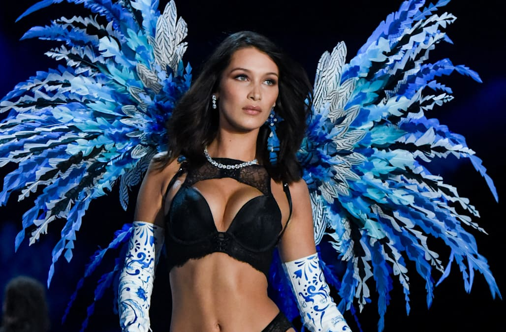 Victorias Secret Fashion Show 2017 See All The Looks