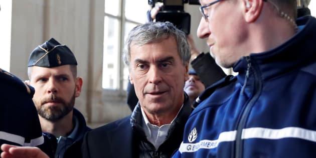 L'ancien ministre du Budget Jérôme Cahuzac.