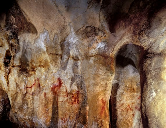 Neanderthals were Europe's first painters