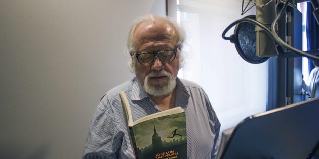 Juan Echanove narra 'Monte Sinaí', de José Luis Sampedro.