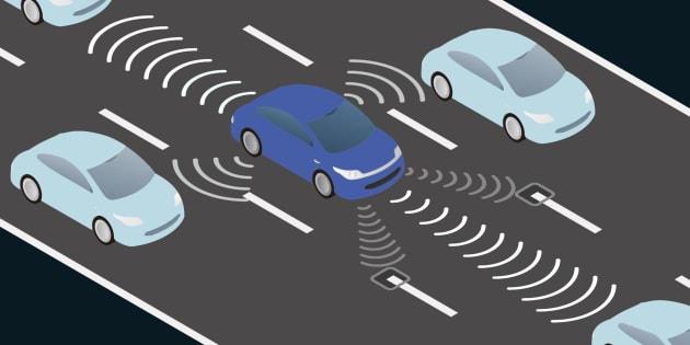 Quels fabricants automobiles deviendront gérants de grands parcs de véhicules autonomes en constante circulation?