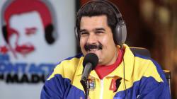 Plongé dans une grave crise politique, le président du Venezuela va présenter une émission sur la