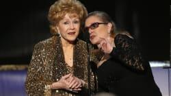 Debbie Reynolds, grande actrice d'Hollywood, est morte un jour après sa fille Carrie