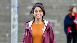 Selena Gomez publie un message touchant à l'intention de sa petite