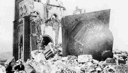 「幻の世界遺産」浦上天主堂は、なぜ撤去されたのか。長崎原爆の日に振り返る。