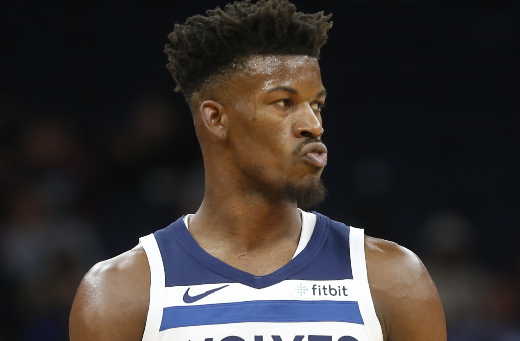 a3af336251e397 Minnesota Timberwolves guard Jimmy Butler just took his trade request to  the next level. The 29-year-old Butler will sit out Wednesday night s game  against ...
